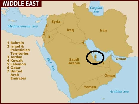 map_of_middle-east-qatar