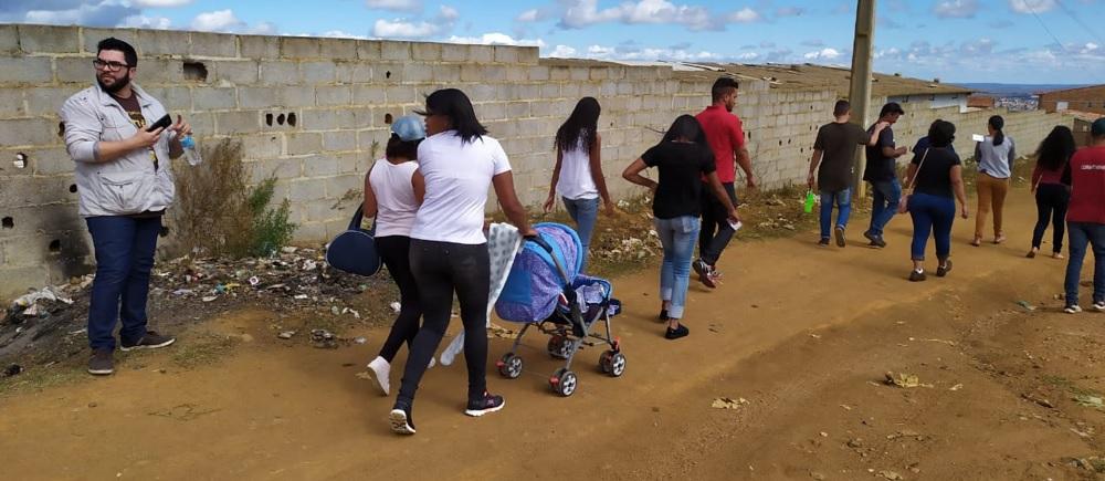 Miraculous healings multiplied as Elijah Challenge-trained disciples go door to door preaching the gospel in Brazil's Northeast spiritual wilderness