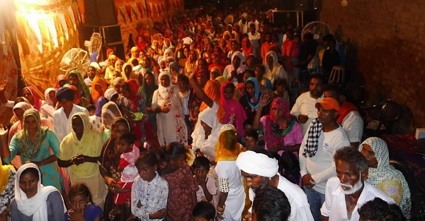 Punjab, INDIA: 390+ villagers accept Christ, many miraculously healed, 180 new believers in church the following Sunday