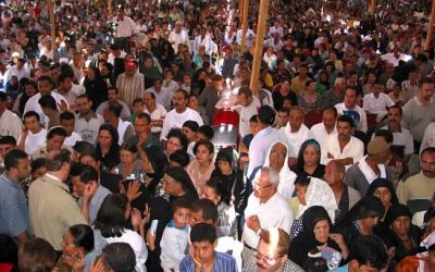 BLAST FROM THE PAST: The Largest Evangelistic Campaign in the History of Egypt (2002)