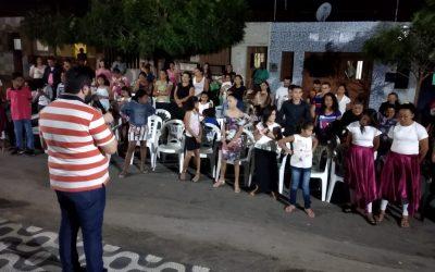 O MESMO PODER QUE HAVIA NA IGREJA PRIMITIVA ATUANDO EM BARBALHA – CEARÁ  (Book of Acts Restored in Brazil)