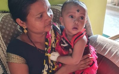Baby girl from UNREACHED people group in India instantly healed from life-threatening condition; awestruck parents accept Christ