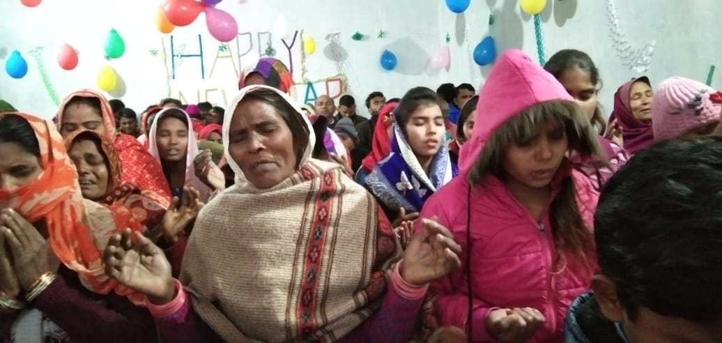 INDIA: in the Hindu stronghold of HARIDWAR, Elijah Challenge churches are the fastest growing