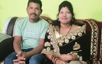 Devoted Hindu woman from high caste miraculously healed of severe disease; now serving the Lord with her husband