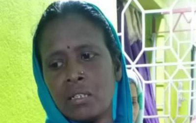 Ministry DURING LOCKDOWN: for 3 months Sukanti had been unable to sleep after being attacked by a vicious demon…