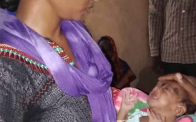 During labor she couldn't give birth…the doctor advised an operation which her family couldn't afford…