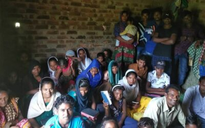 Within two months 7-8 villages in dangerous Maoist-controlled regions reached with the gospel