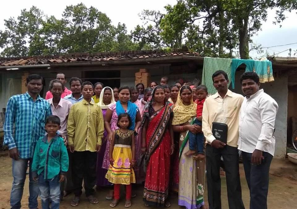 703 house churches planted in two states of India in three years
