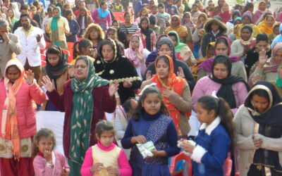 INDIA: Approximately 250 souls prayed the prayer of salvation at our Christmas Event in Ferozepur, Punjab
