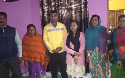 An extraordinary miracle through an illiterate believer brings an entire Hindu family to Christ in the New Year