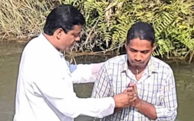 Man from totally unreached people set free from legion of demons, now baptized and wants to reach his people