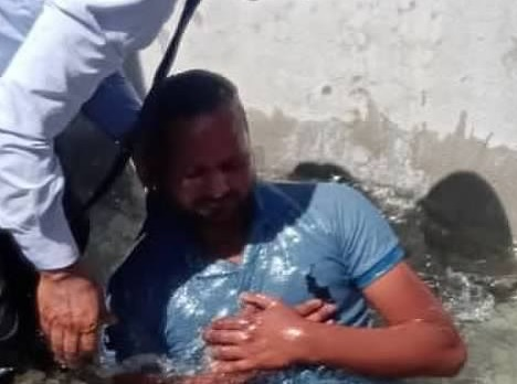 Thirty people baptized after Good Friday service in Fundamentalist Hindu stronghold of Haridwar