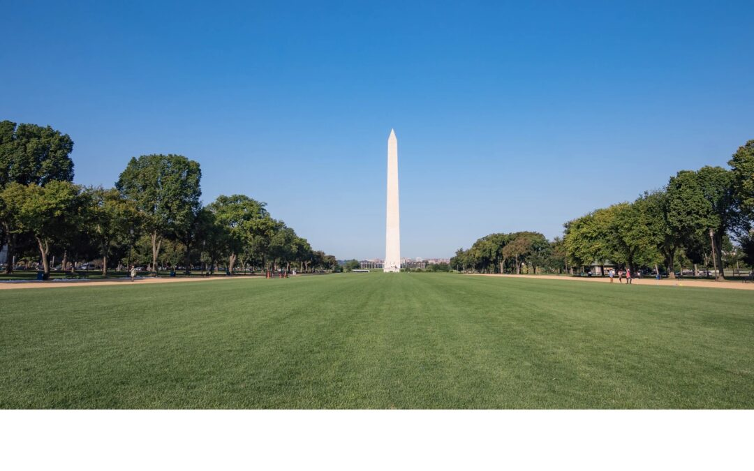 National Mall in Washington, DC: Woman instantly healed from asthma since birth and three years of constant back pain