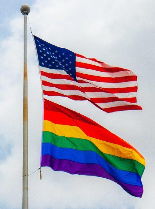 Biden Administration Raises Gay Flag Over U.S. Embassy at Vatican