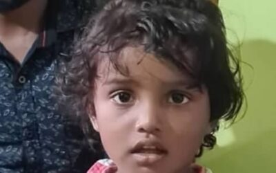 Severely demon-possessed 4-year-old girl set free in Jesus' name over the telephone, family accepts Jesus Christ