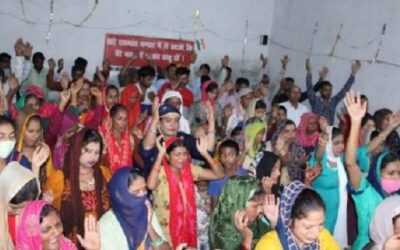 India: Despite harassment from police, people healed, accept Christ, and filled with the Spirit